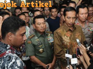 Jokowi Menginstruksikan Tembak Ditempat Bagi Pengguna Narkoba