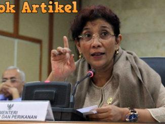 Menteri Nyentrik Asal Pangandaran Sibuk Urusi Masalah Garam