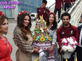 Mohamed Salah Dan Emre Can Tiba Di Kiev Membawa Kejutan
