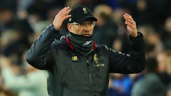 Liverpool Tersingkir Klopp Panik