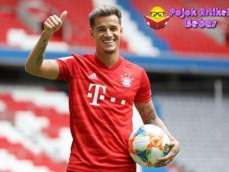 Alasan Usia, Jadikan Liverpool Batal Rekrut Coutinho