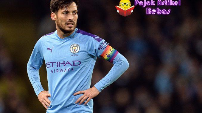 Rossoneri Coba Dekati Gelandang Serang Manchester City
