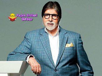 Aktor Senior India Amitabh Bachchan Positif Corona